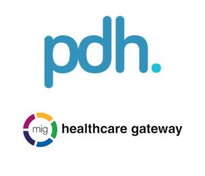 PDH HGL logos